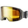 Alpina Arris Multimirror S3 Goggle gold/anthracite matt